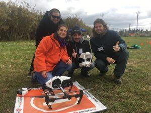 Curso de Pilotaje de Drones ALA ROTATIVA (Multirotor)