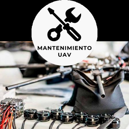 Curso de Mantenimiento UAV