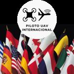 Curso de Pilotaje de UAV / RPA Internacional