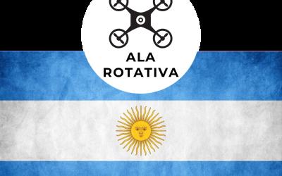 Curso de Pilotaje de Drones ALA ROTATIVA (Multirotor)  $ ARG
