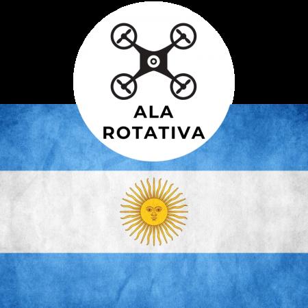 Curso Pilotaje de ALA ROTATIVA (Multirotor) TEO + PRÁCT. $ ARG