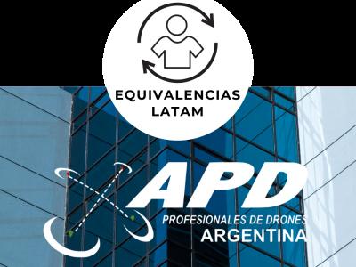 APD – Equivalencias Latinoamericanas [GRATIS]