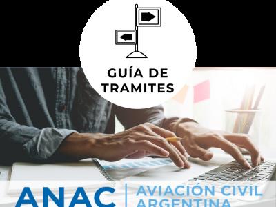 Guía de Tramites ANAC para Alumnos VIP  [Solo Alumnos del CIAC]
