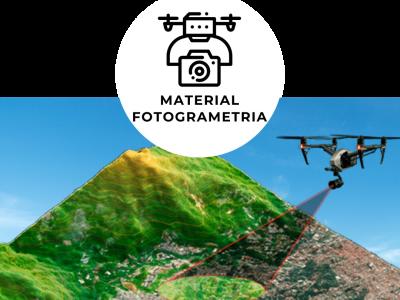 Material FOTOGRAMETRIA