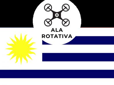 Curso de Pilotaje de Drones ALA ROTATIVA (Uruguay)  $ U$S